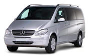 Chauffeur driven Mercedes Viano people carrier - Up to 7 passengers in comfort, from Cars for Stars (St. Albans)